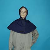 Cotton Welding Poncho